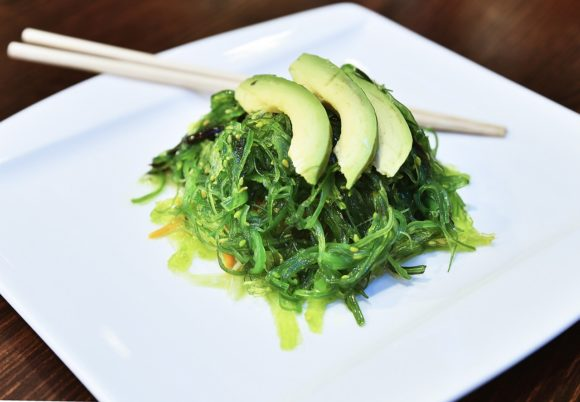 superfood wakame